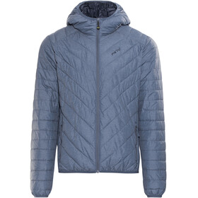 Meru Sherbrooke Padded Jacket Men jeans melange/navy